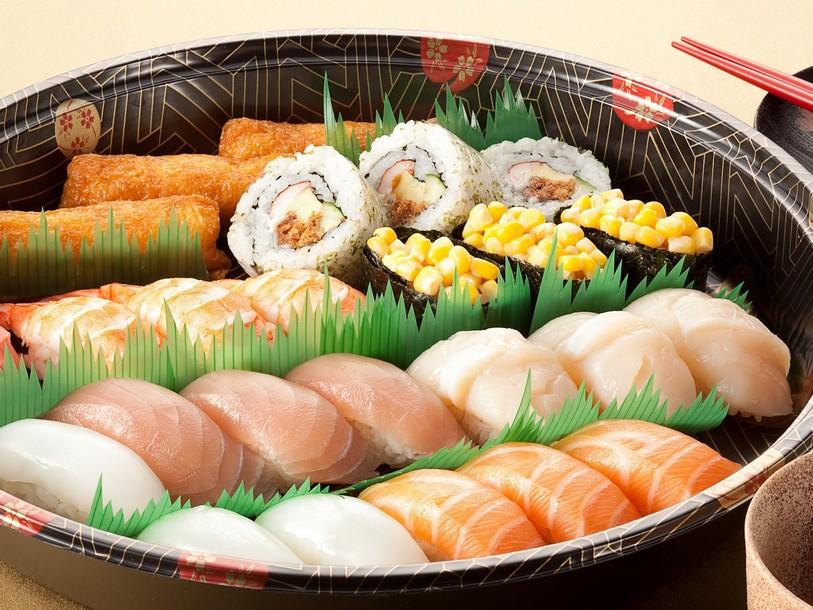 海壽司 外送